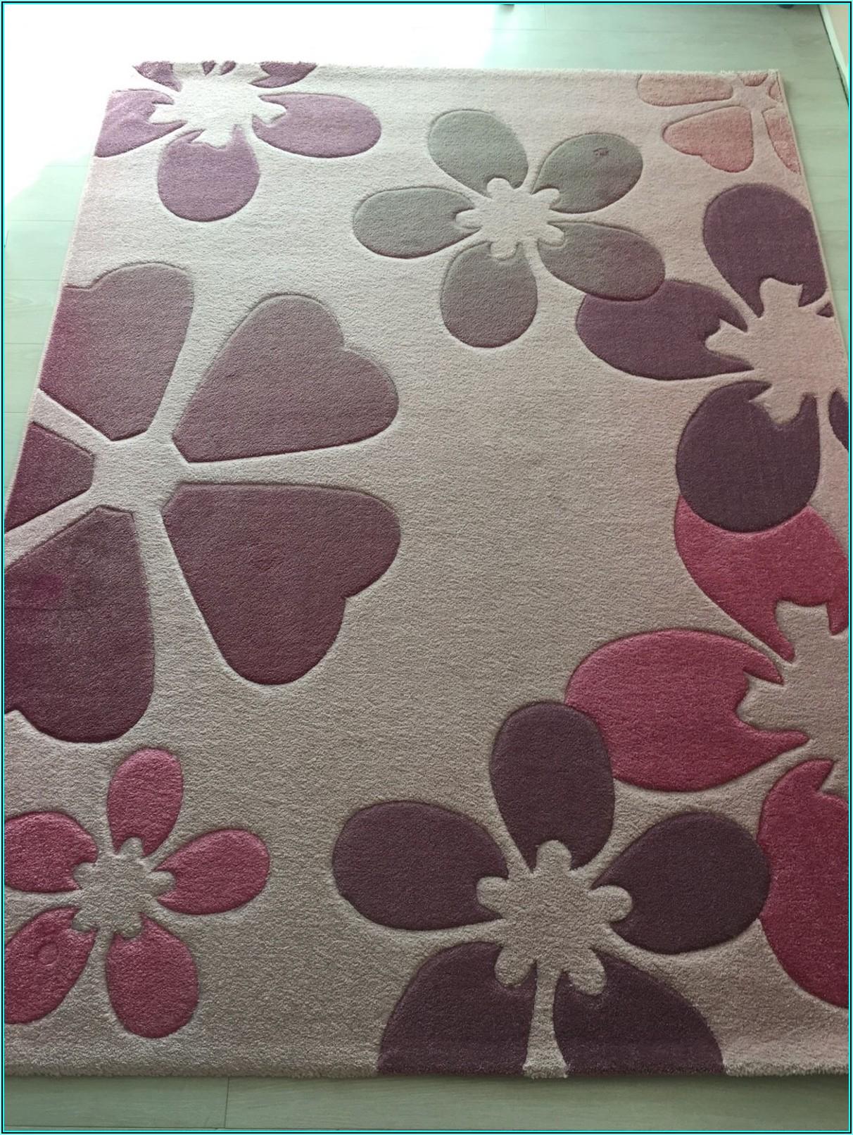 Teppich Kinderzimmer Mädchen 200x300