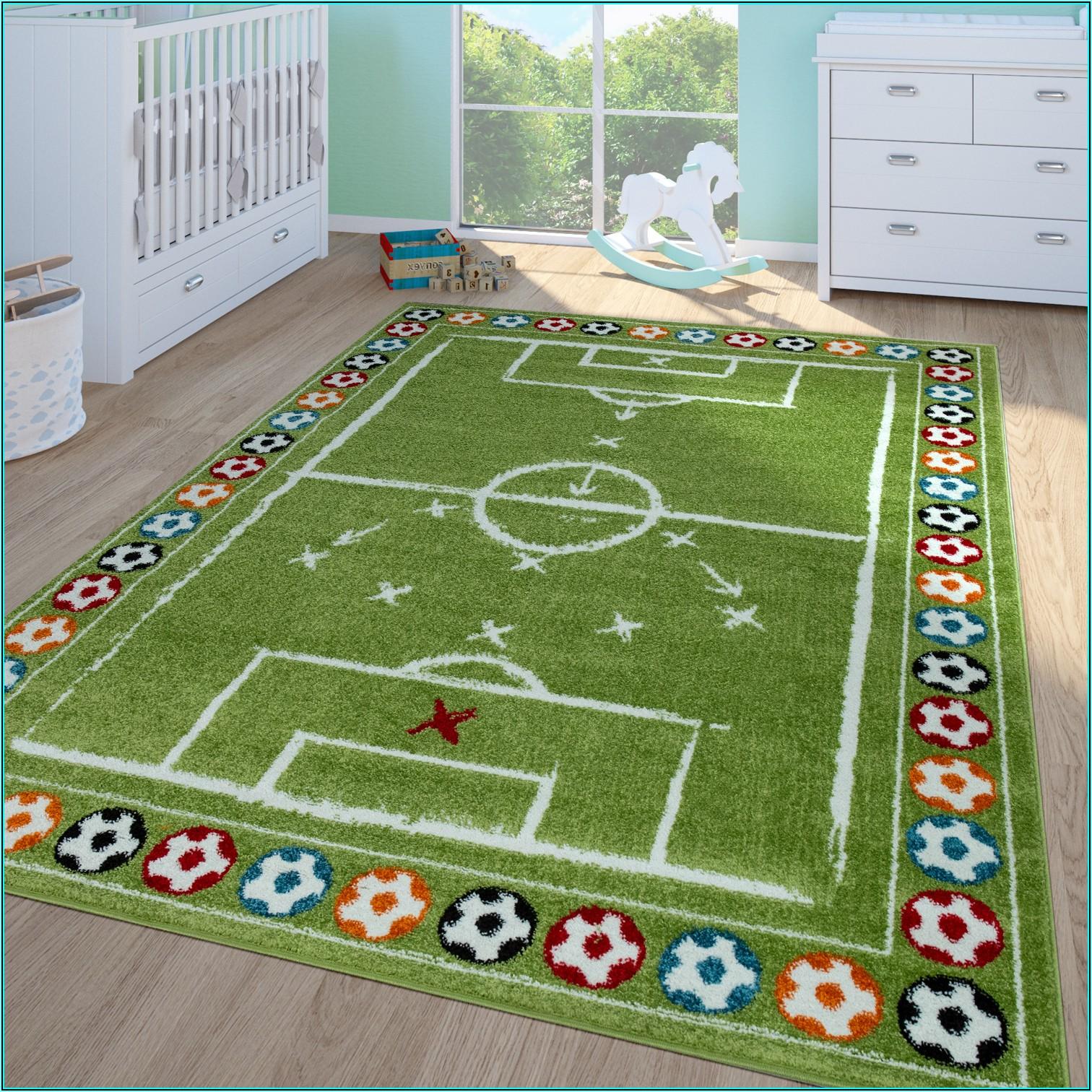 Teppich Mit Sternen Kinderzimmer