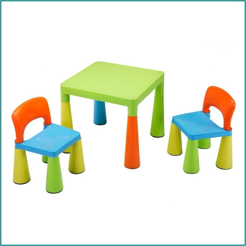 Tisch Und Stühle Für Kinder Draußen
