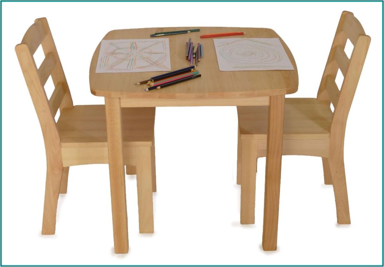 Tisch Und Stühle Für Kinder Holz