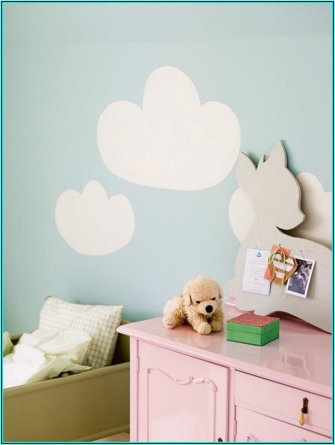 Wand Streichen Ideen Babyzimmer