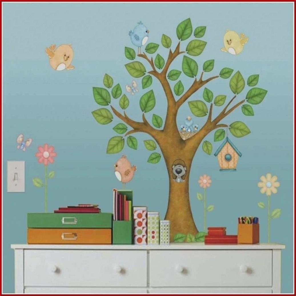 Wandbilder Für Babyzimmer Selber Malen