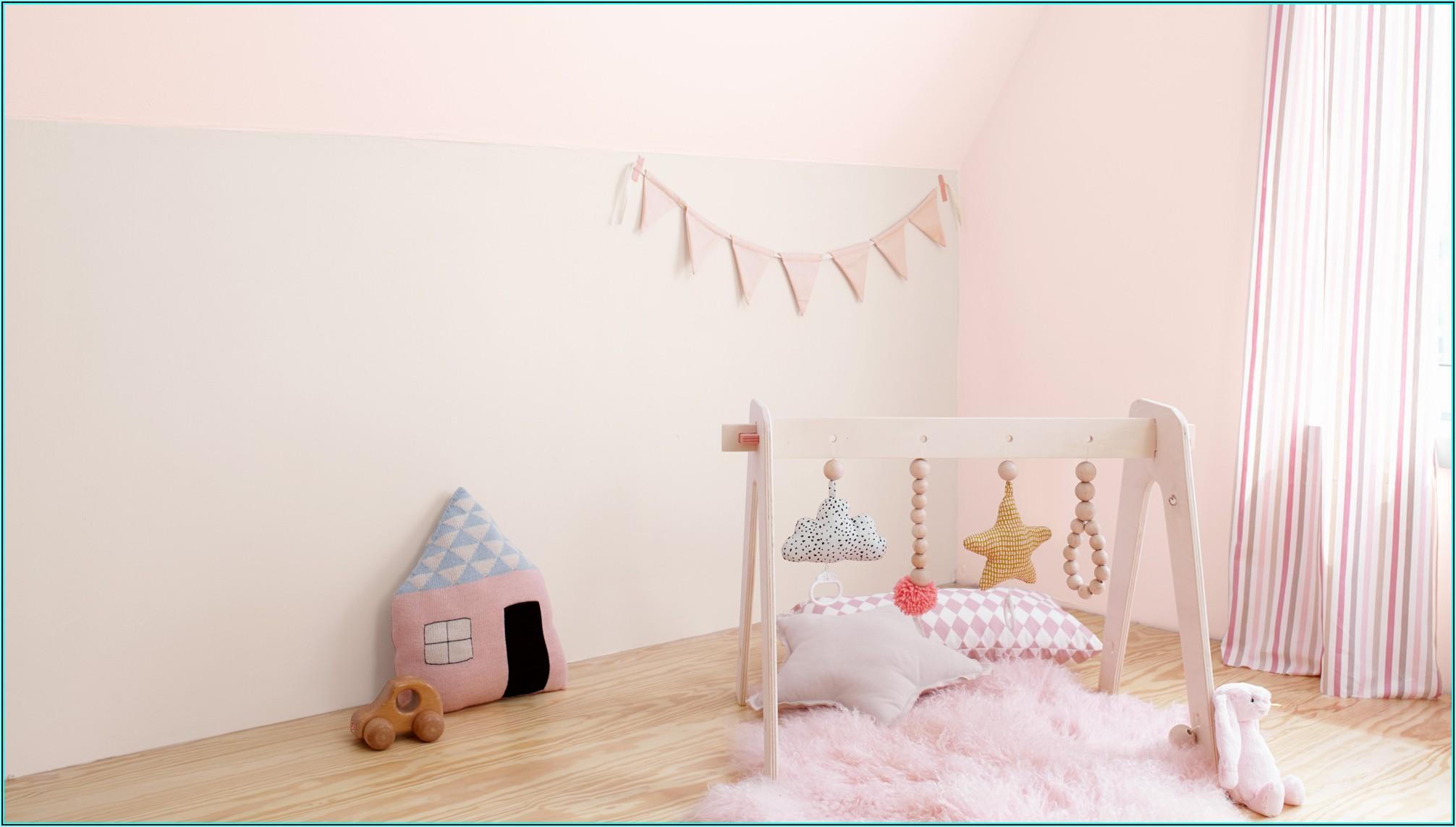 Wandfarbe Kinderzimmer Mädchen
