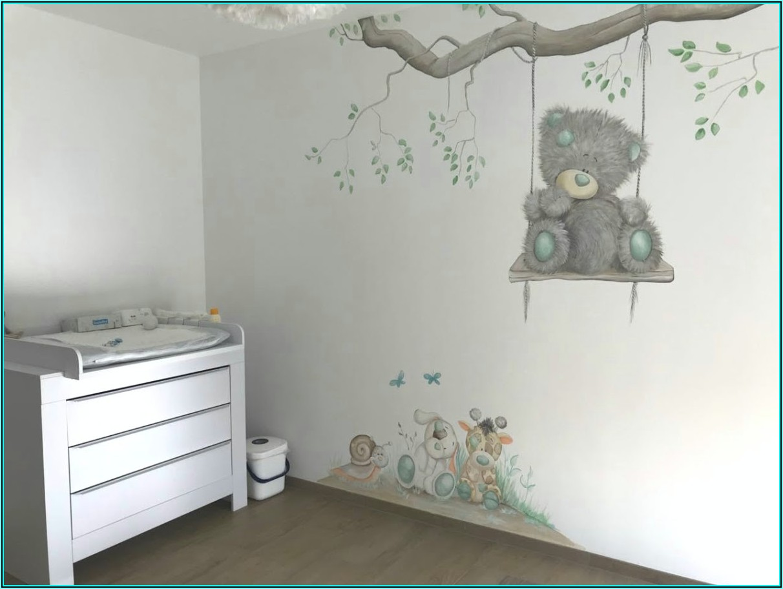 Wandmalerei Kinderzimmer Selber Machen