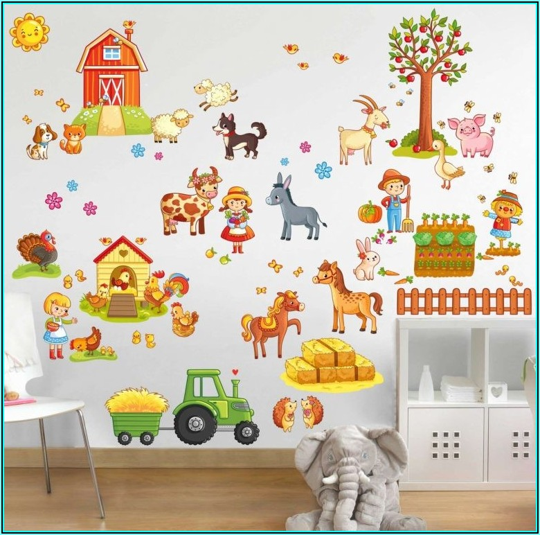 Wandschablonen Kinderzimmer Kostenlos Download