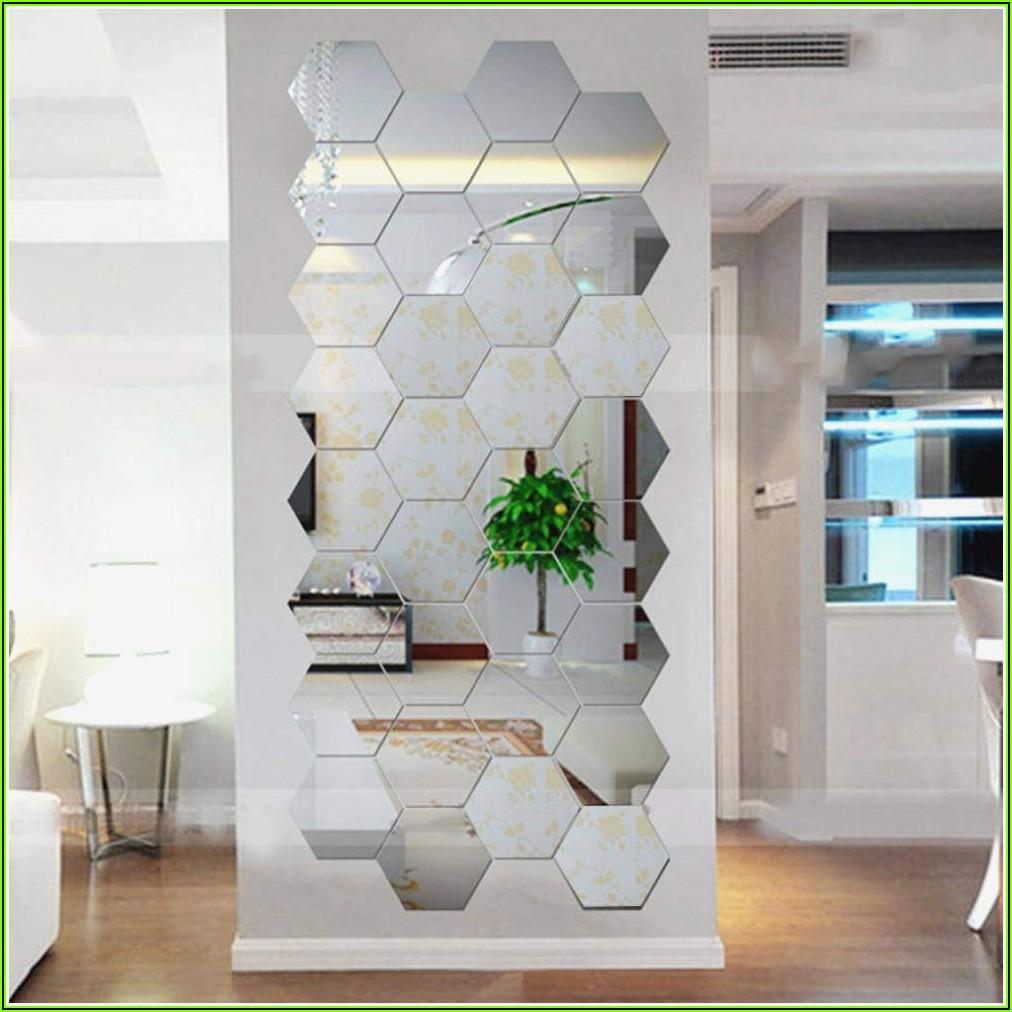 Wandspiegel Deko Schlafzimmer