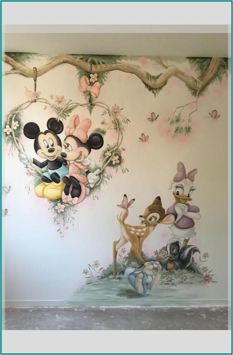 Wandtattoo Kinderzimmer Mädchen Disney