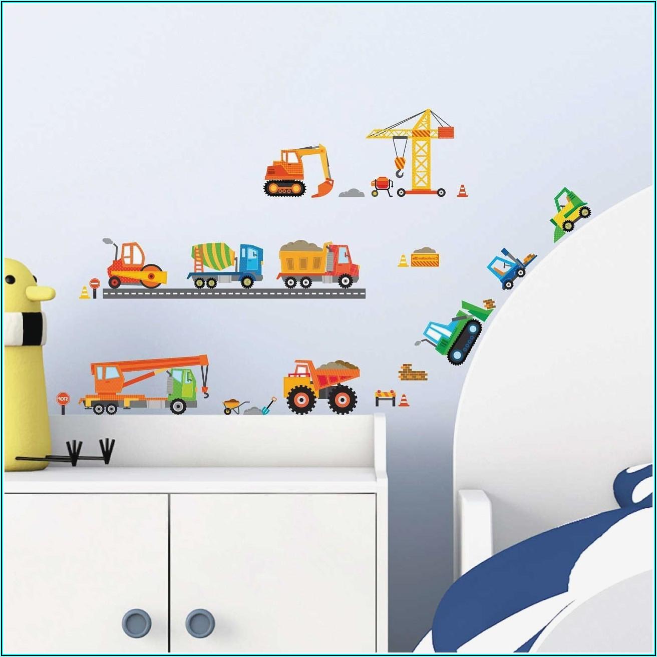 Wandtattoos Für Kinderzimmer Junge