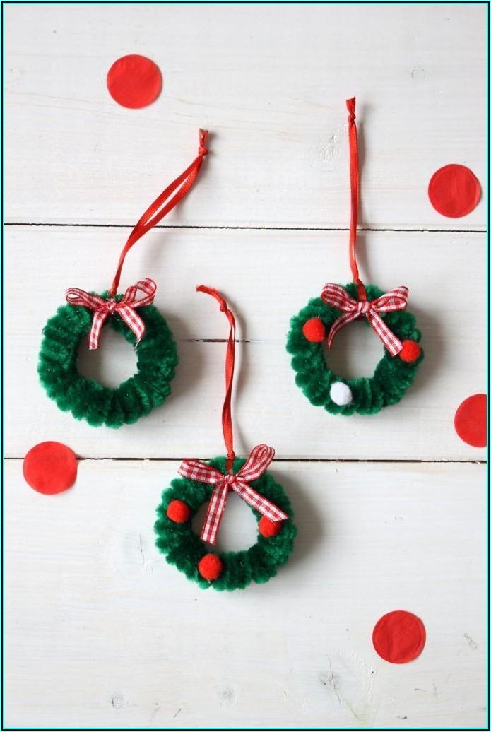 Weihnachtsdeko Für Kinder Selber Basteln