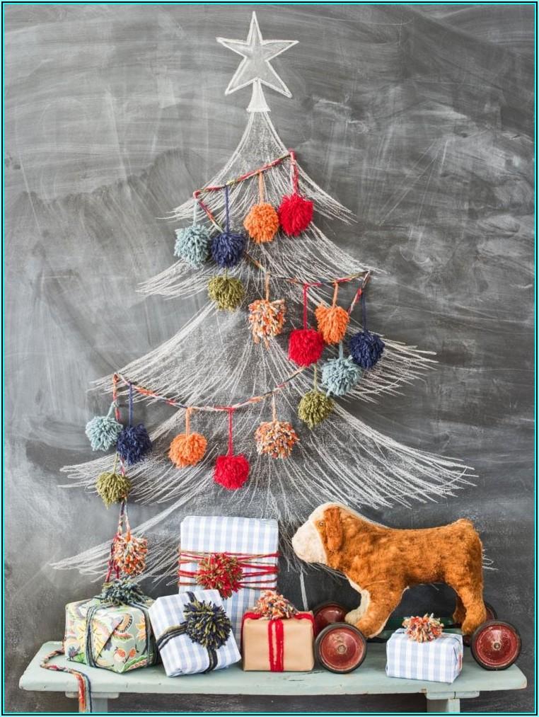 Weihnachtsdeko Kinderzimmer Basteln
