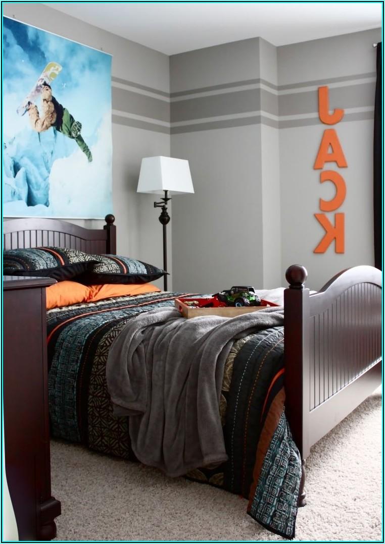 Welche Farbe Jugendzimmer Streichen