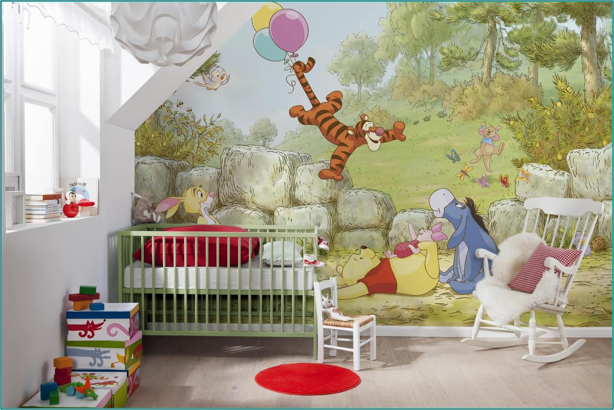 Winnie Pooh Deko Kinderzimmer