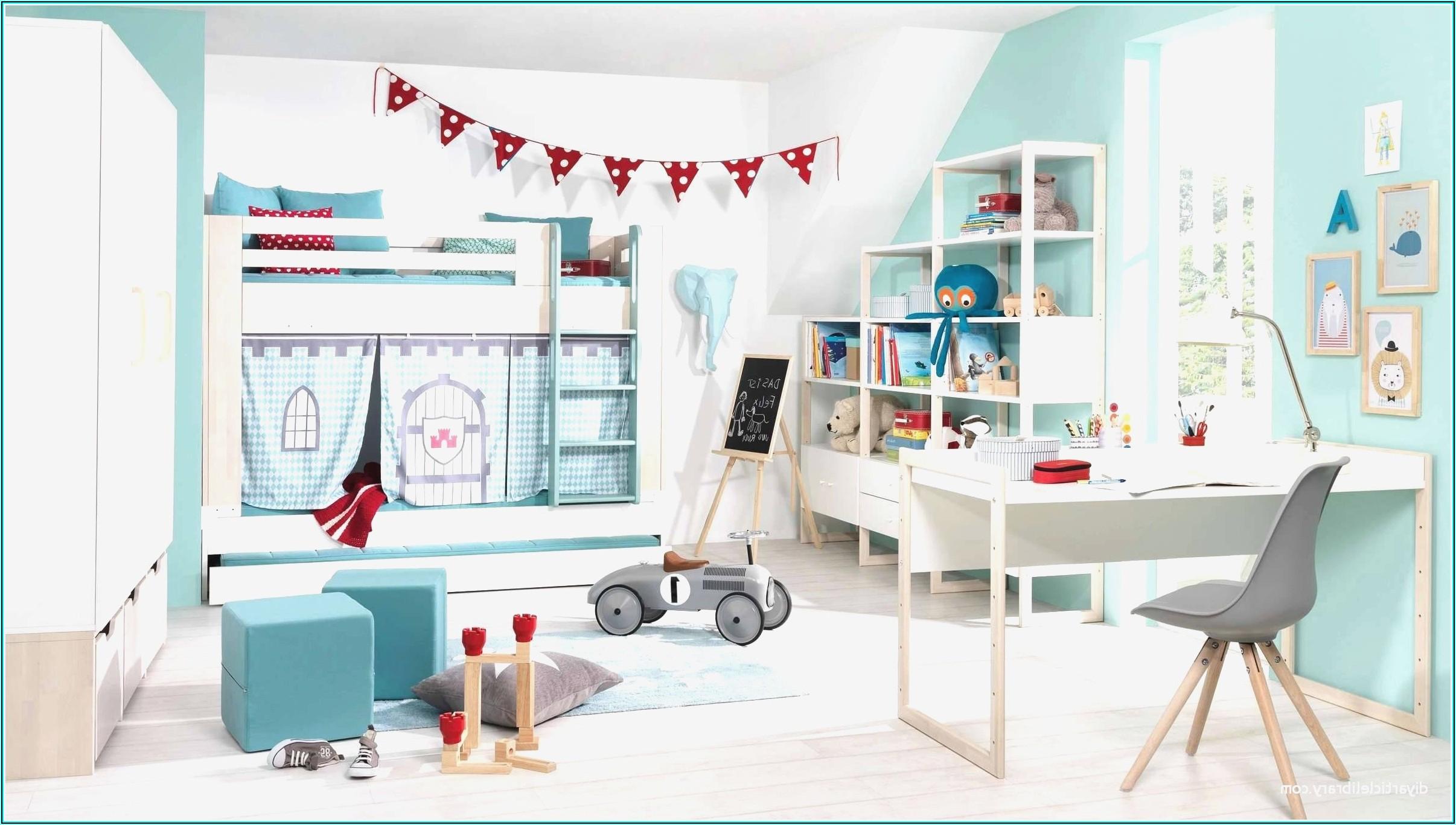 Wohin Bett Im Kinderzimmer