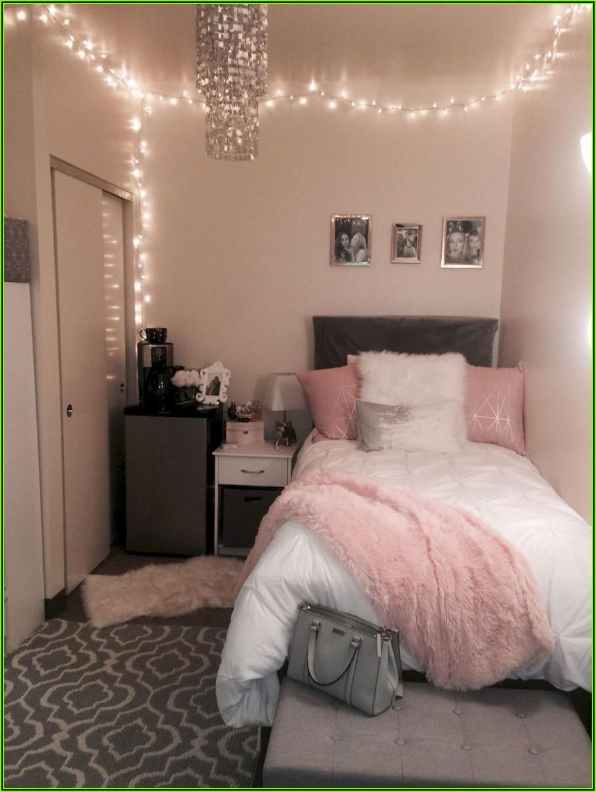 Wohnung Deko Schlafzimmer