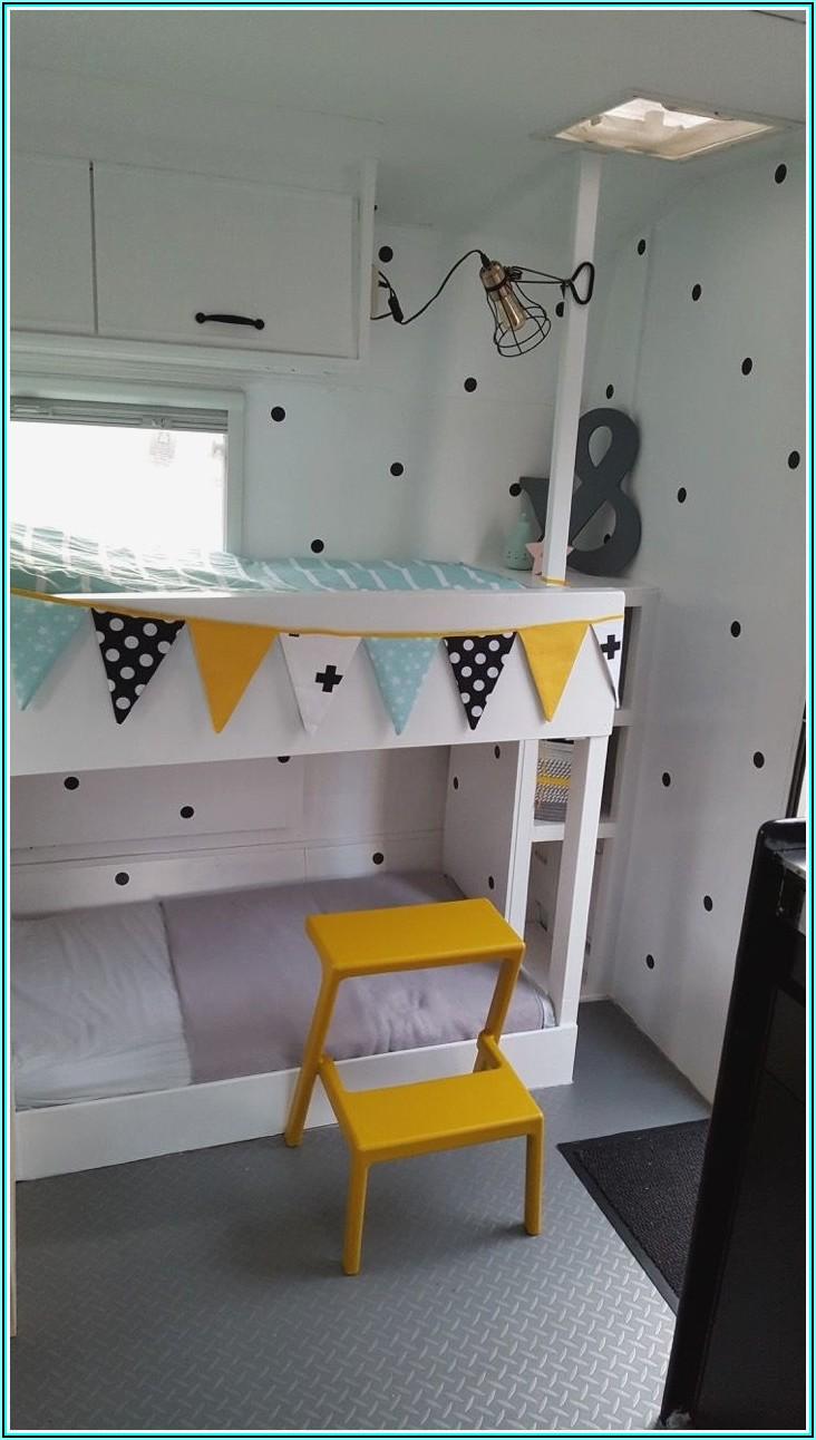 Wohnwagen Mit Kinderzimmer Neu
