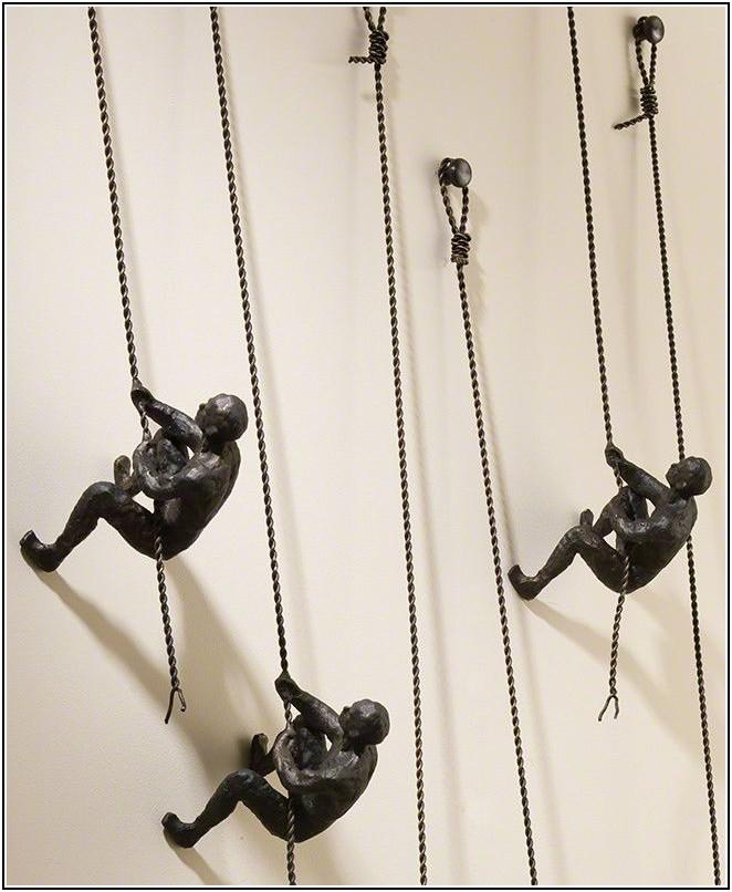 Wohnzimmer Wanddeko Metall