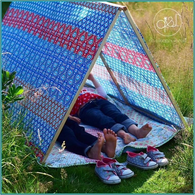 Zelt Für Kinderzimmer Nähen
