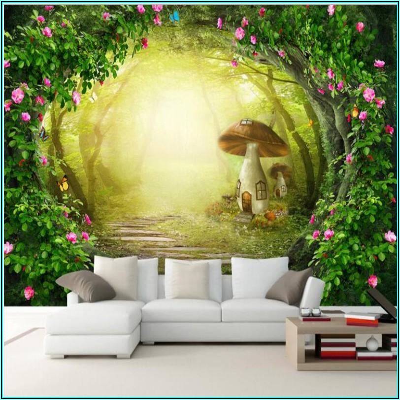 3d Tapete Wohnzimmer Bilder