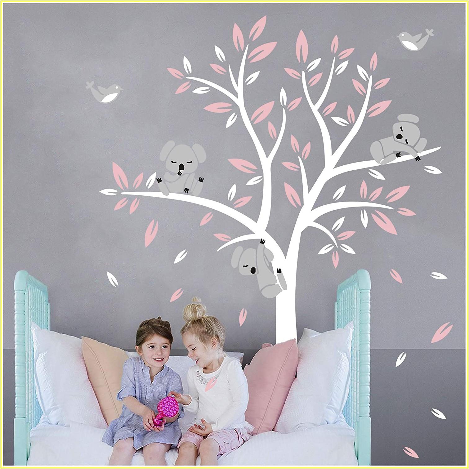 Amazon Wandtattoo Baum Kinderzimmer