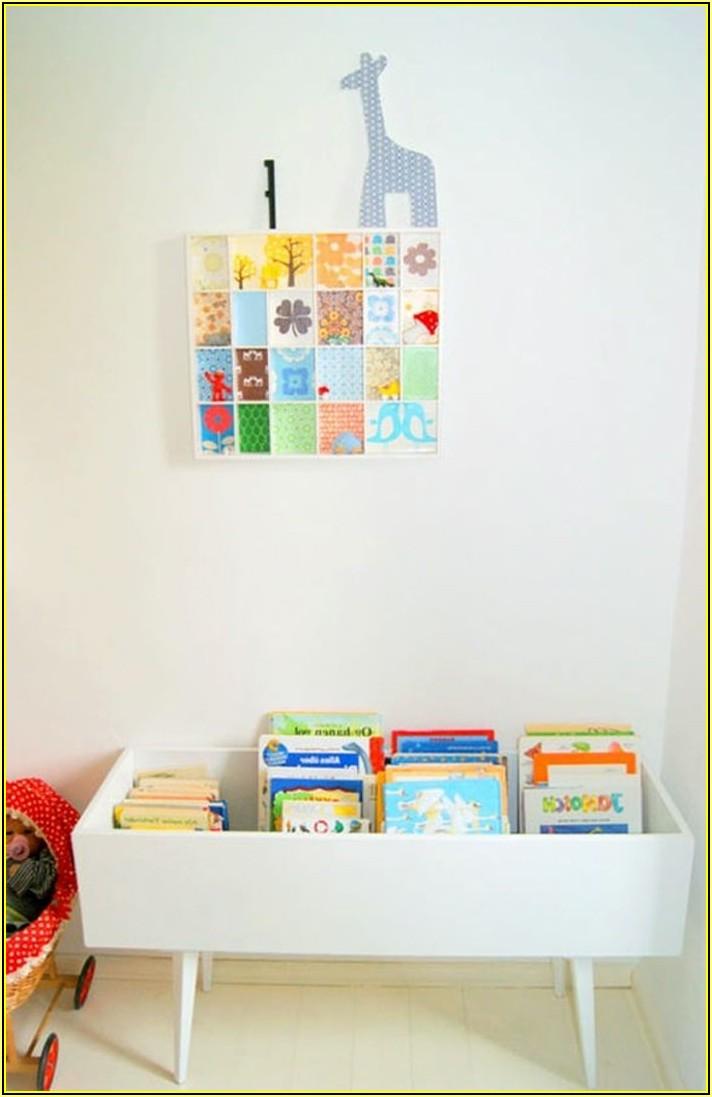 Aufbewahrung Bücher Kinderzimmer