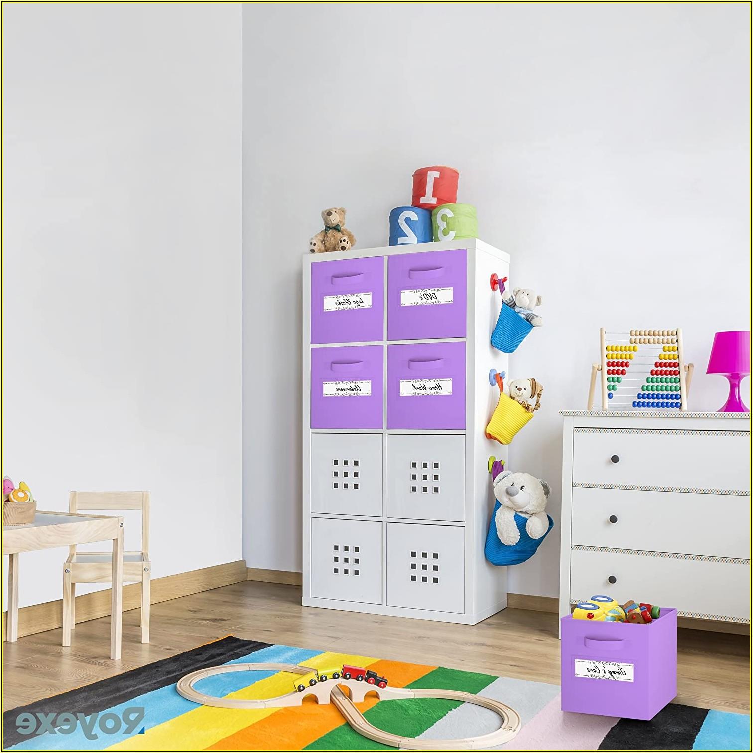 Aufbewahrung Kinderzimmer Nähen