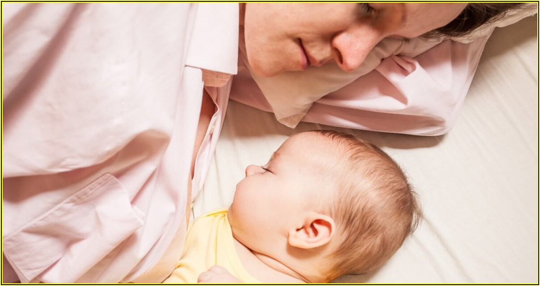 Baby Gleich Im Kinderzimmer Schlafen Lassen