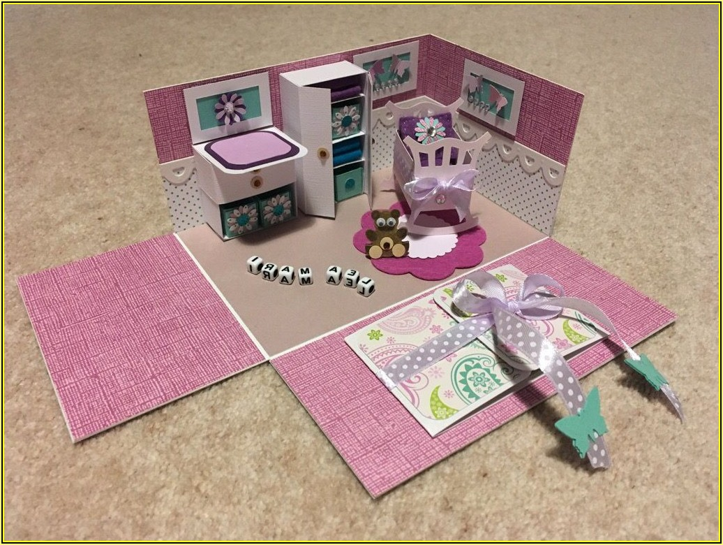 Bastelideen Kinderzimmer Mädchen