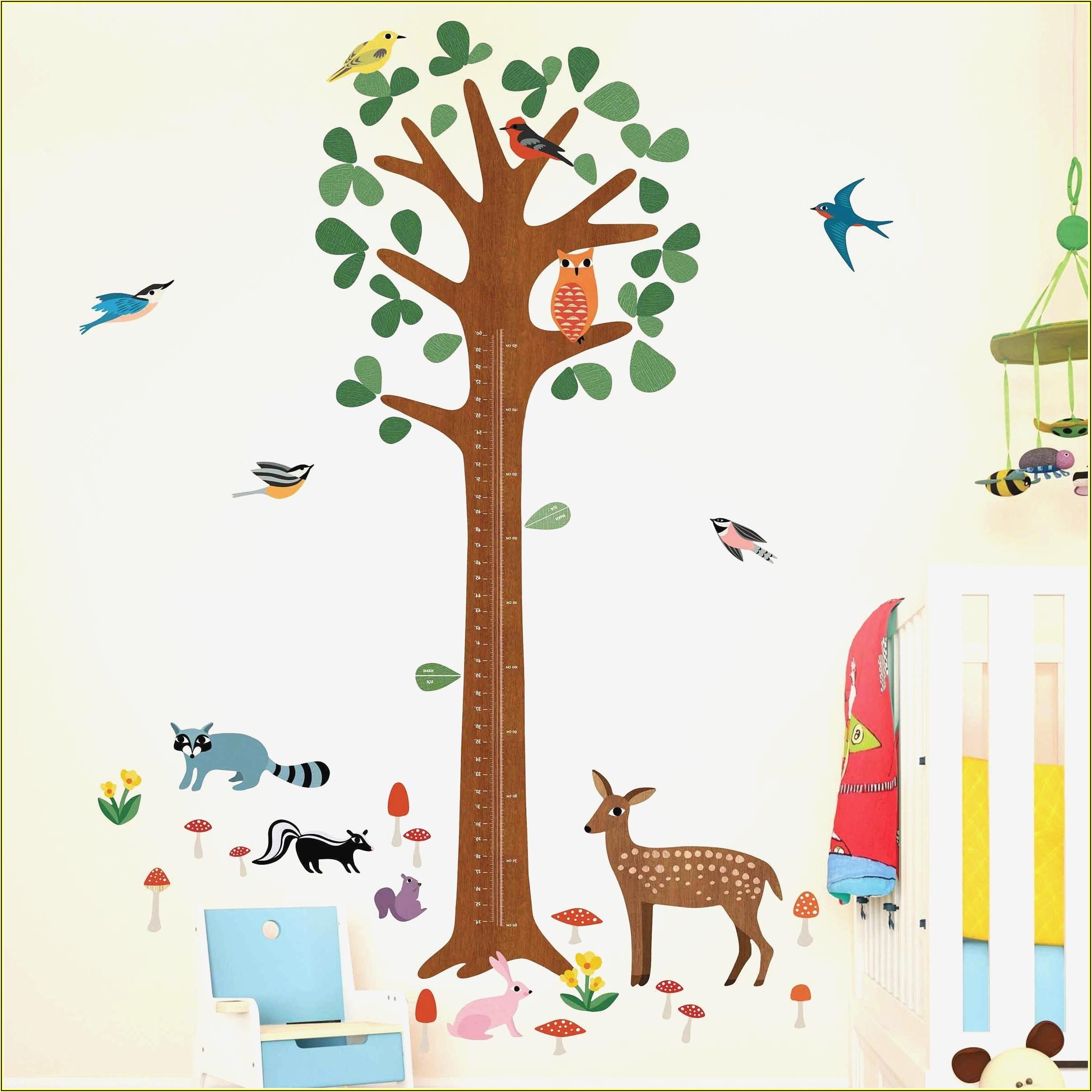 Baum Kinderzimmer Bauen