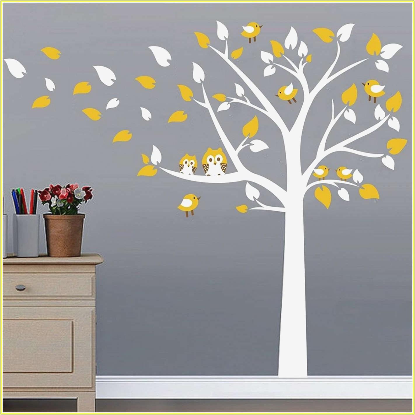 Baum Wand Kinderzimmer