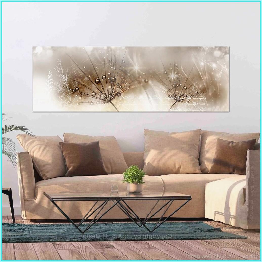 Bild Wohnzimmer Grau Rosa