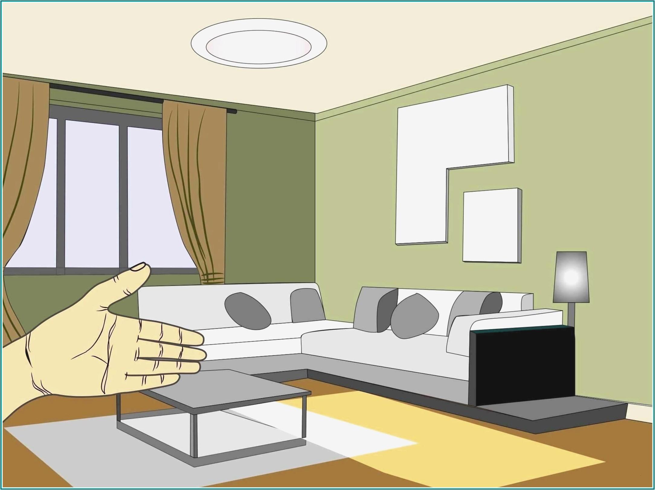Bild Wohnzimmer Leinwand
