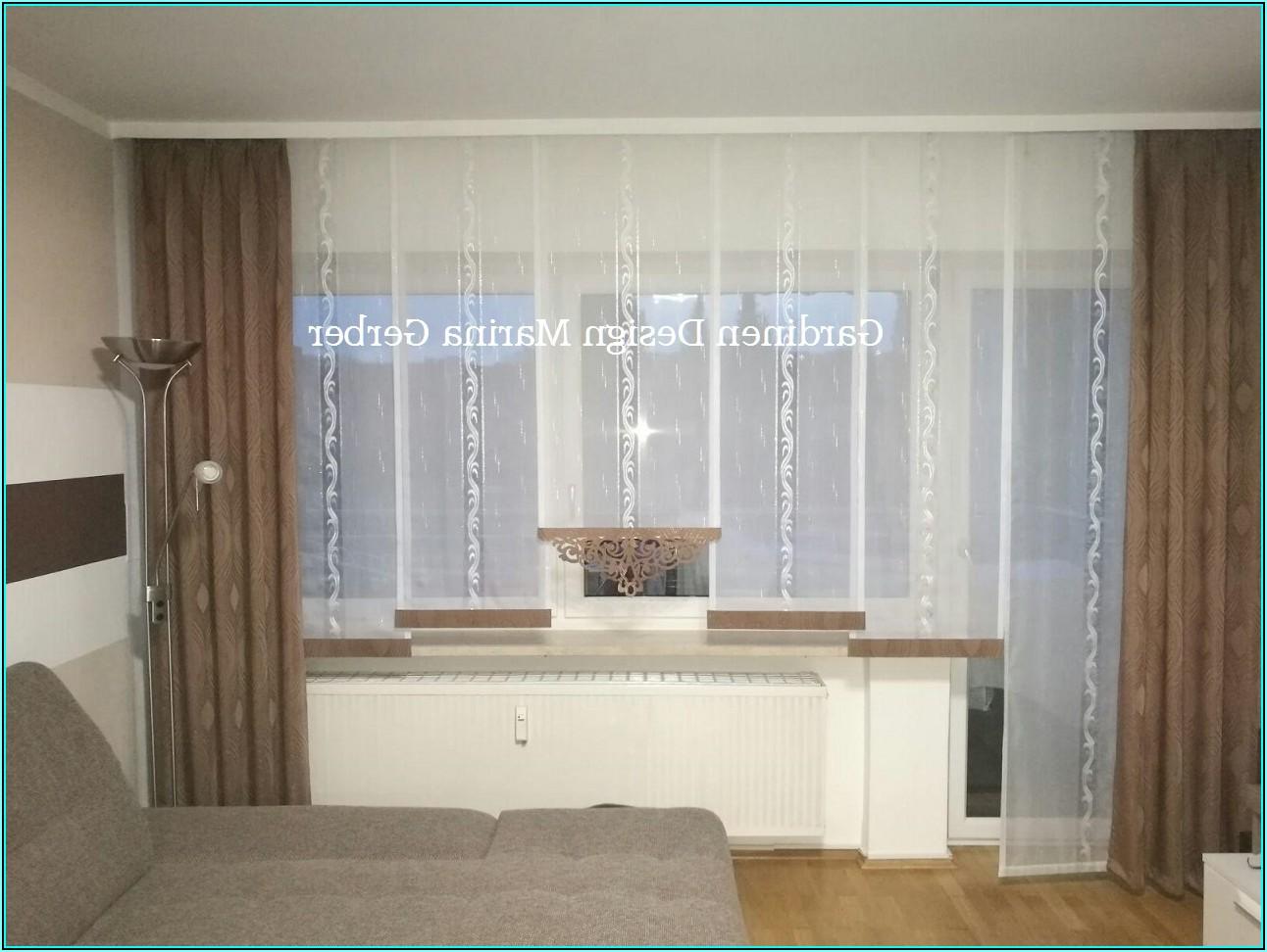 Bilder Gardinen Wohnzimmer