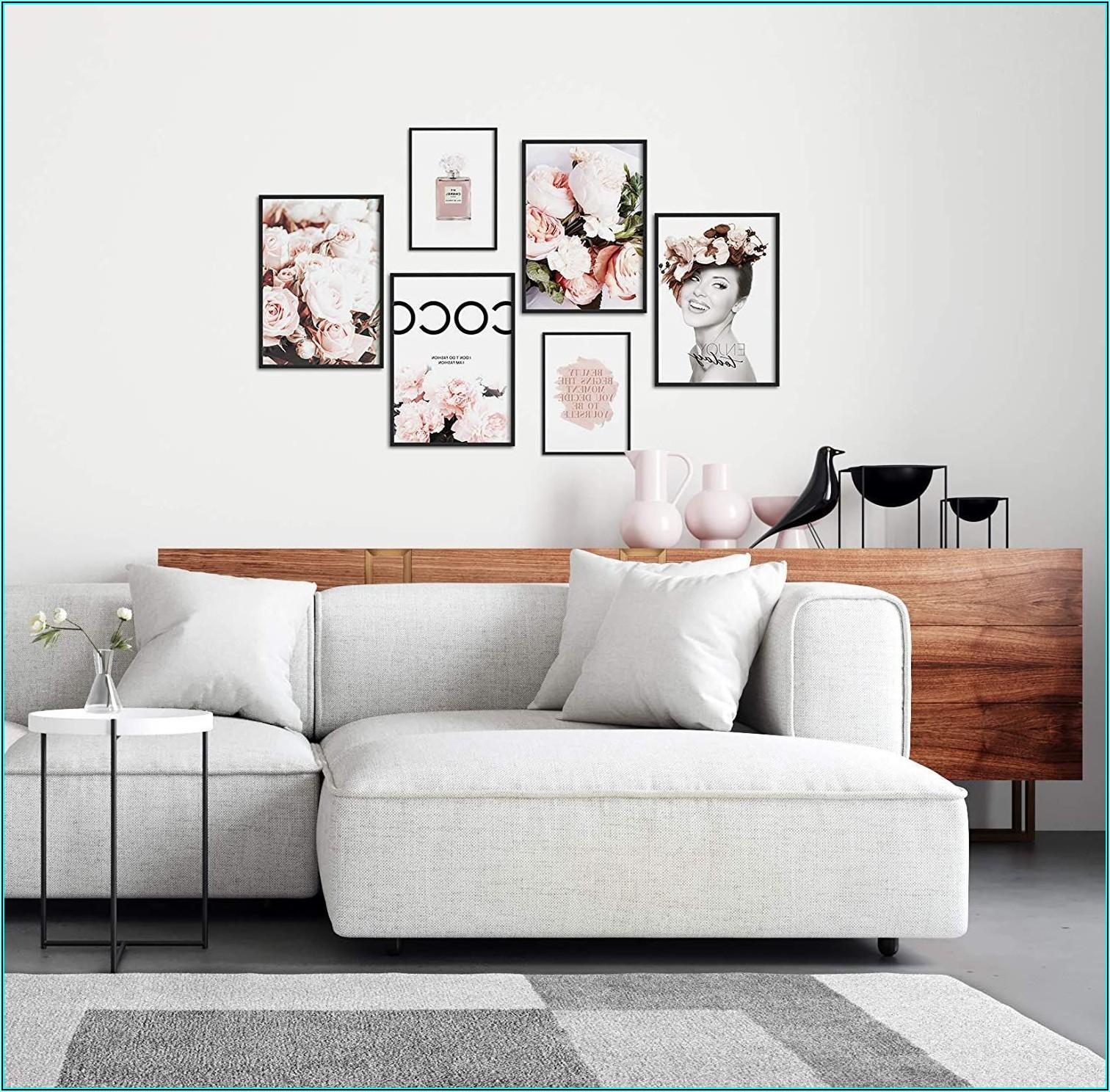 Bilder Mit Rahmen Für Wohnzimmer