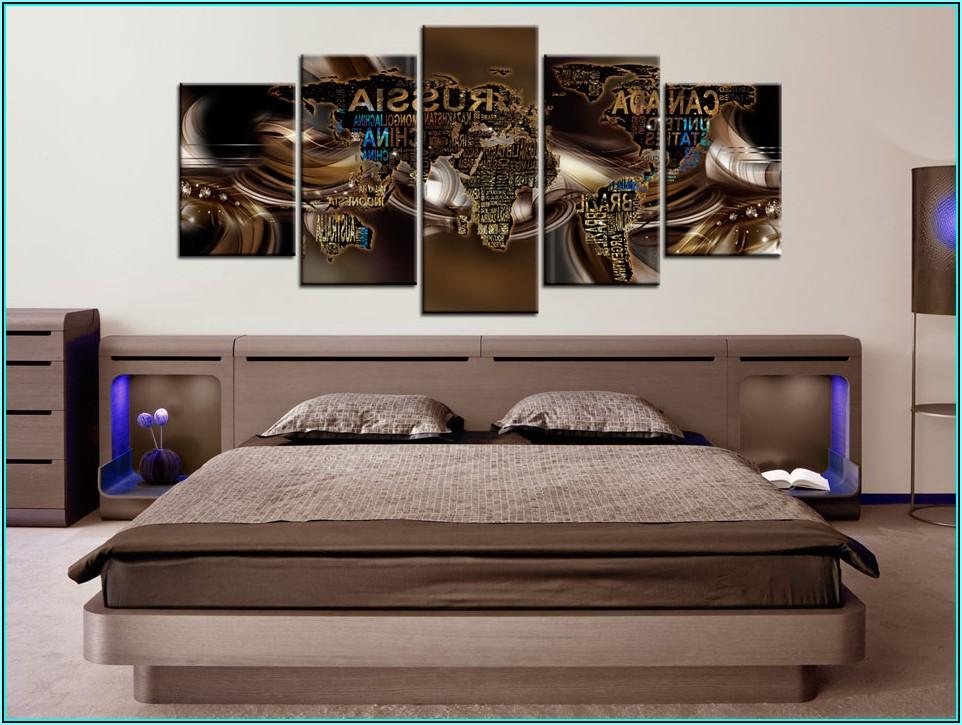 Bilder Wohnzimmer Abstrakt Ebay