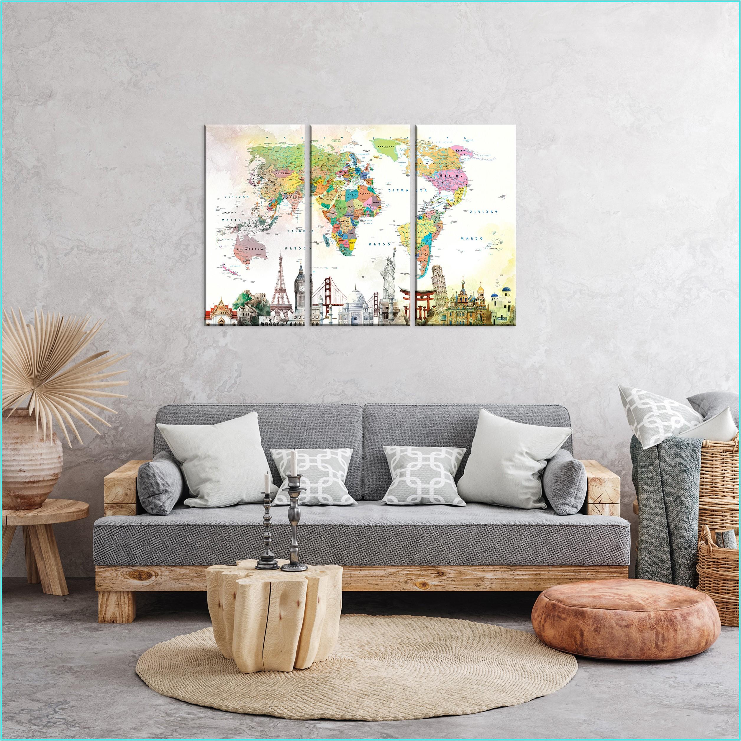 Bilder Wohnzimmer Holz