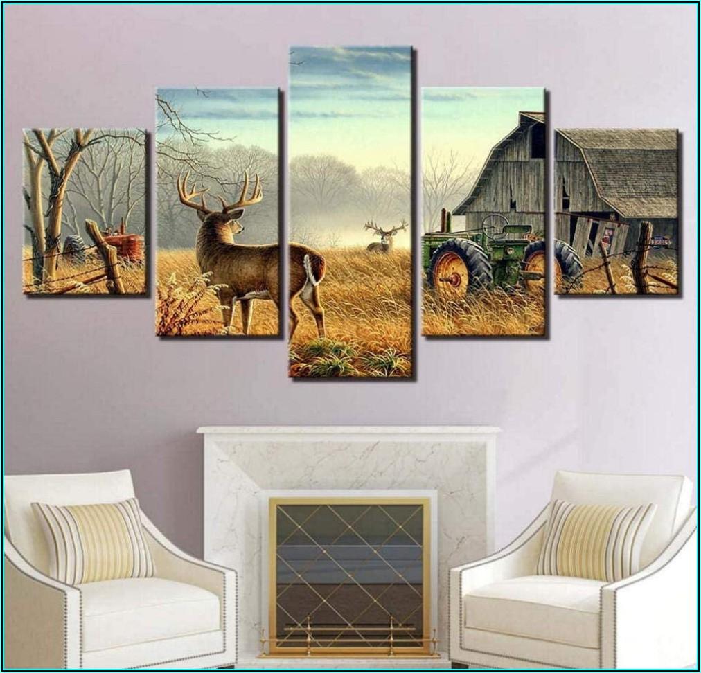 Bilder Wohnzimmer Modern Amazon