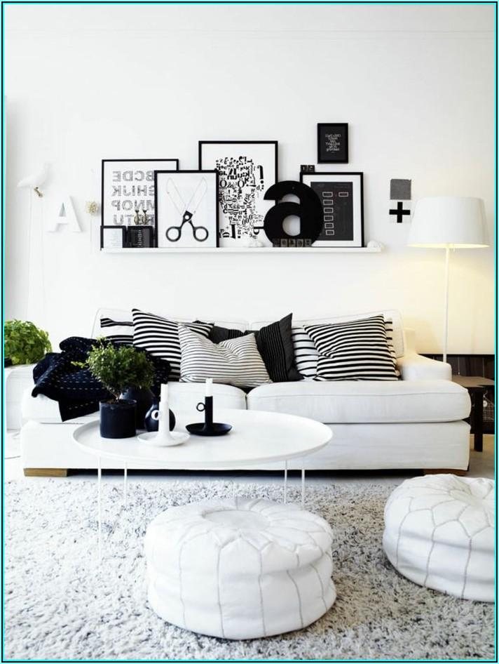Bilder Wohnzimmer Schwarz Weiß