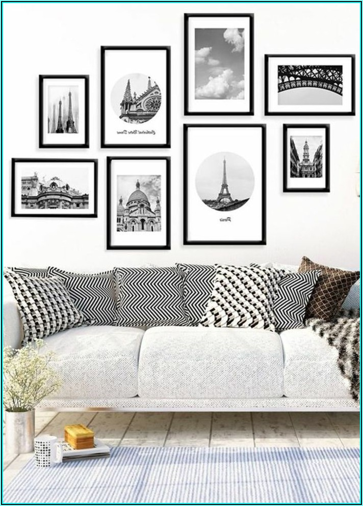 Gerahmte Bilder Für Wohnzimmer