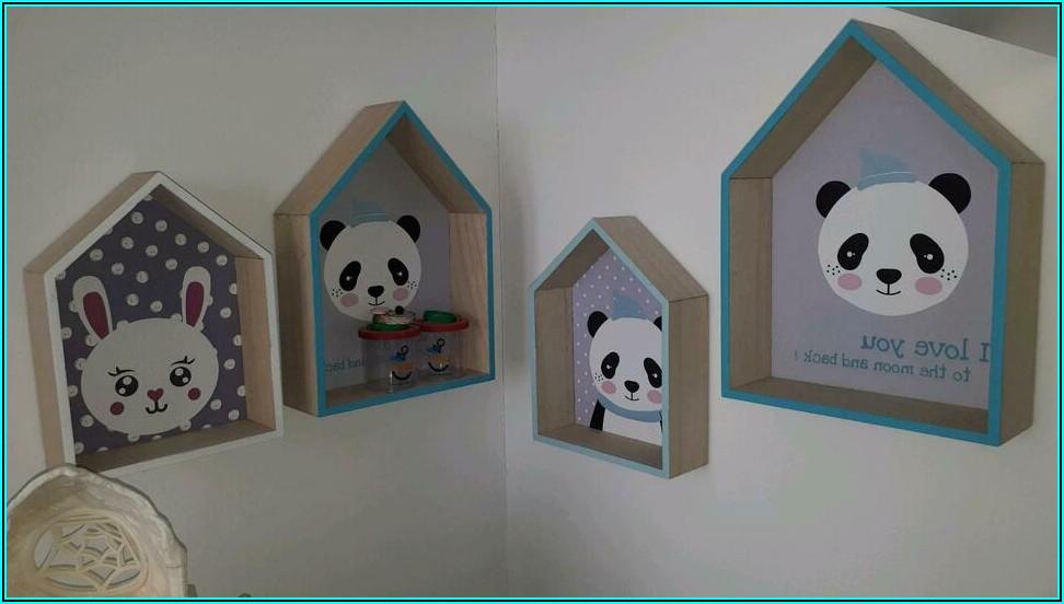 Panda Deko Kinderzimmer