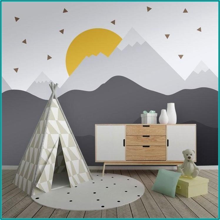 Pinterest Kinderzimmer Wandgestaltung