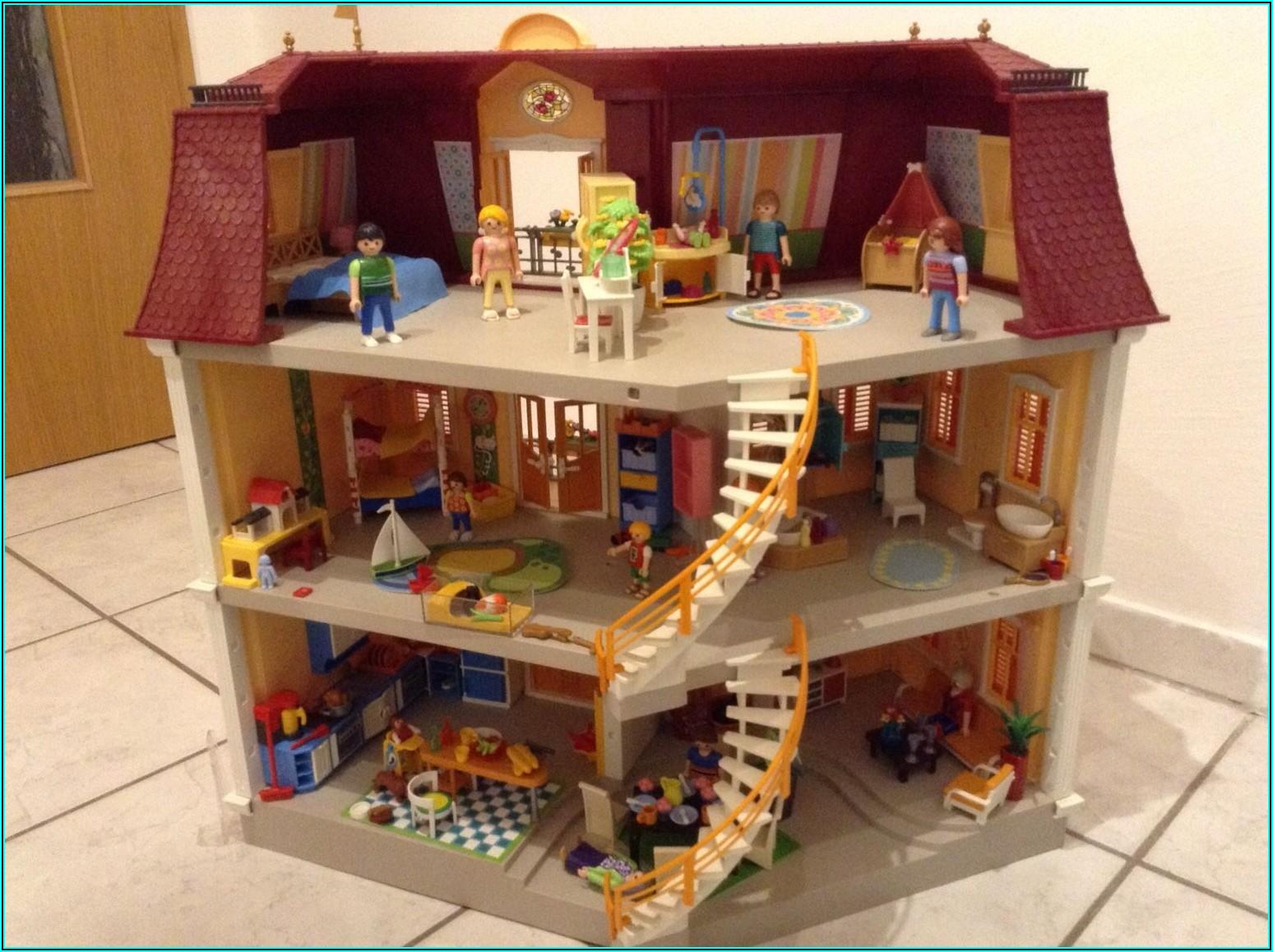 Playmobil Babyzimmer 5334 Anleitung