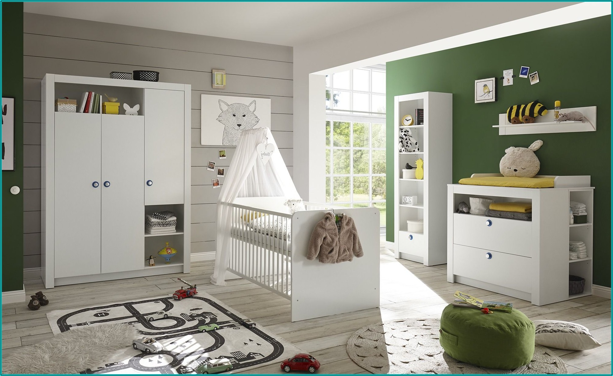 Schöne Babyzimmer Bilder