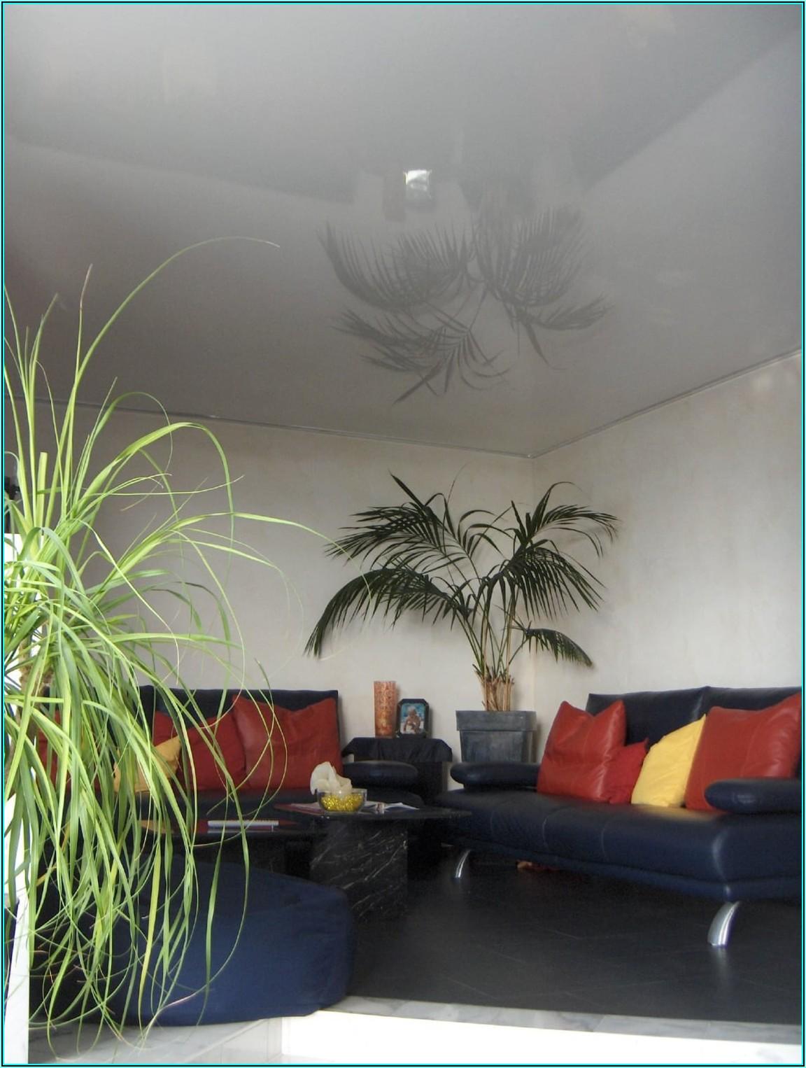 Spanndecken Bilder Wohnzimmer