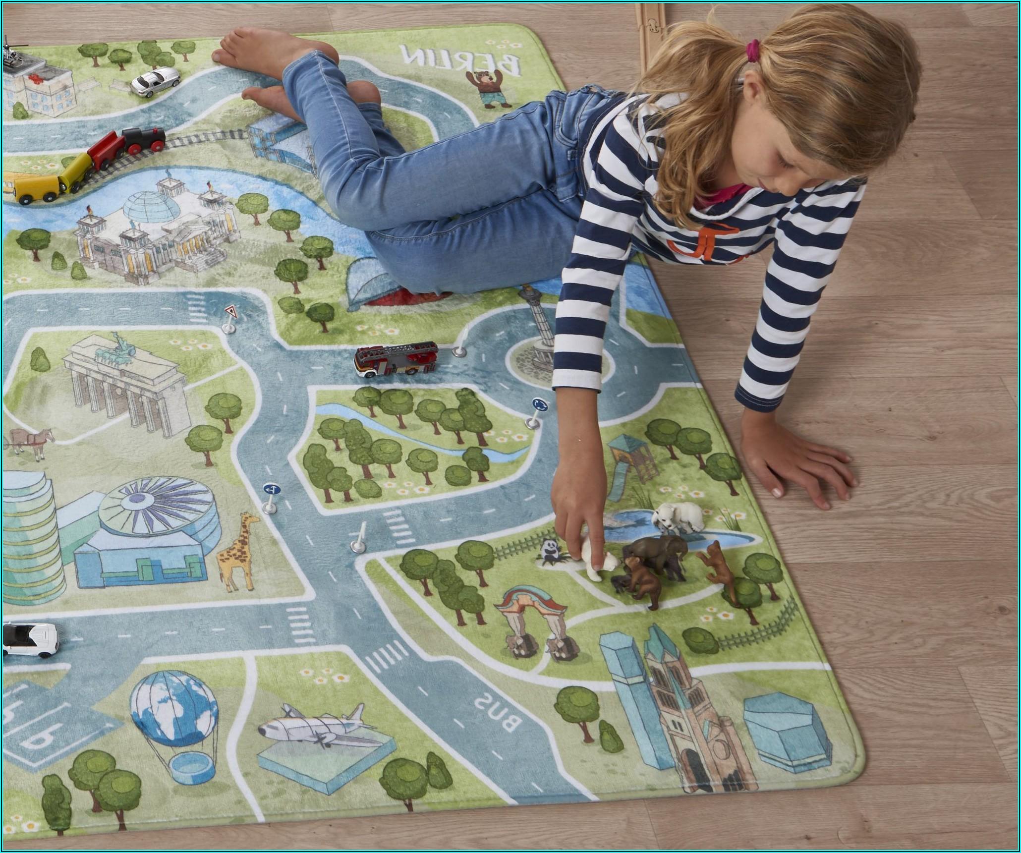 Teppich Für Kinderzimmer Häkeln