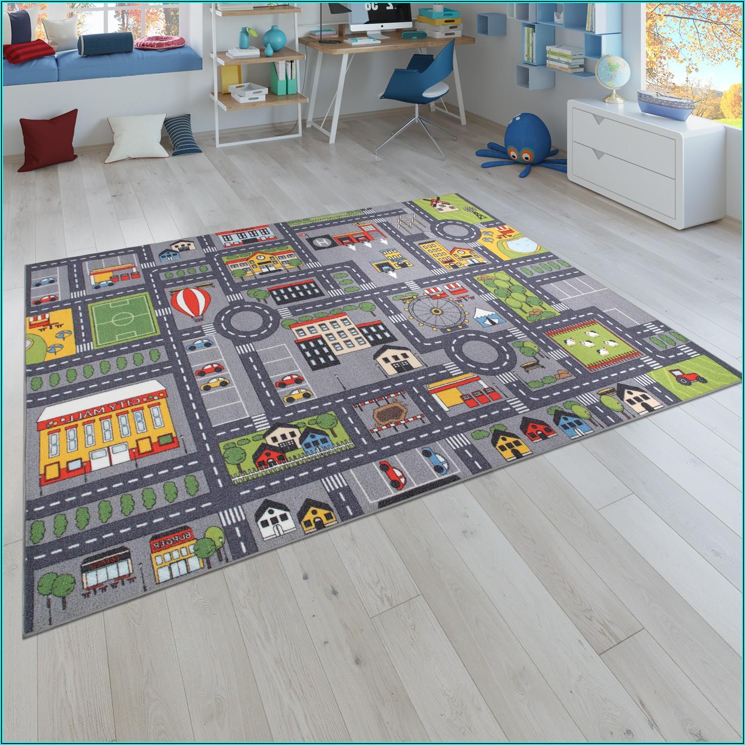 Teppich Kinderzimmer Häkeln
