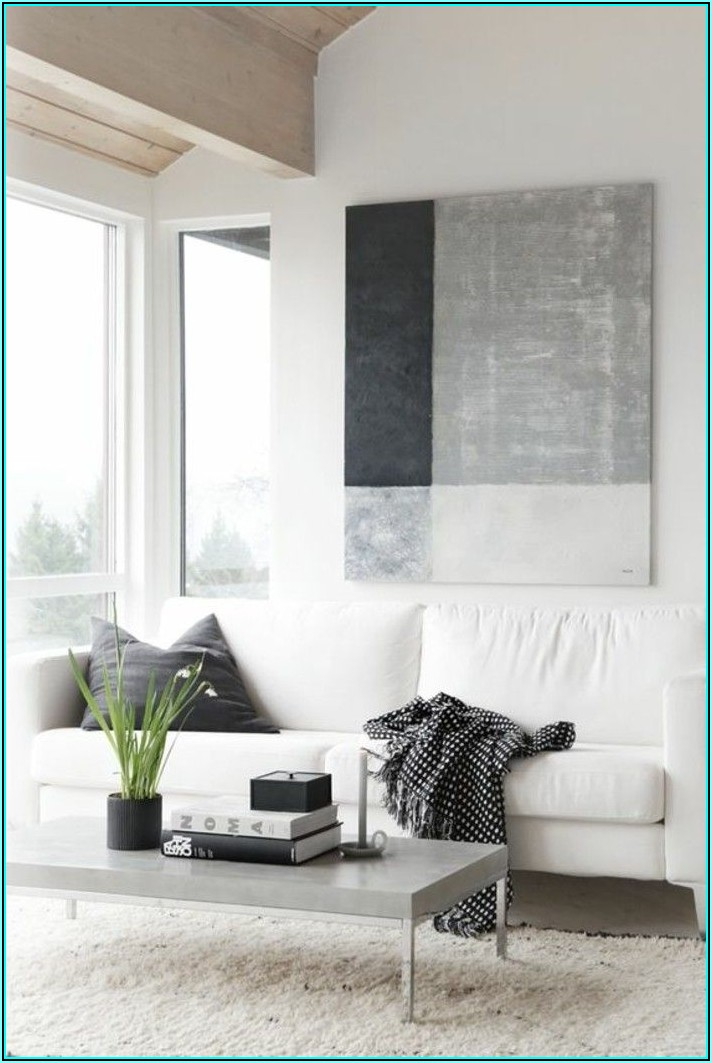 Wandgestaltung Wohnzimmer Bilder