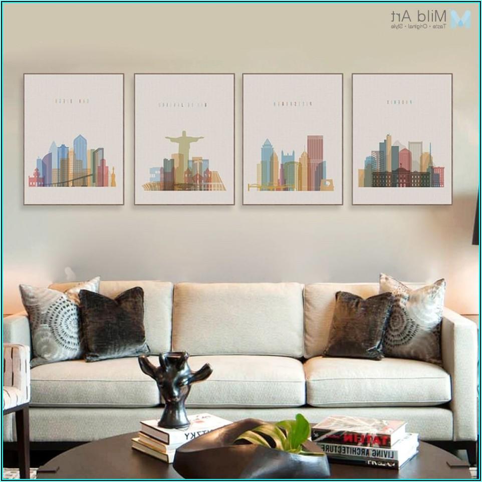 Wohnzimmer Bilder Amazon