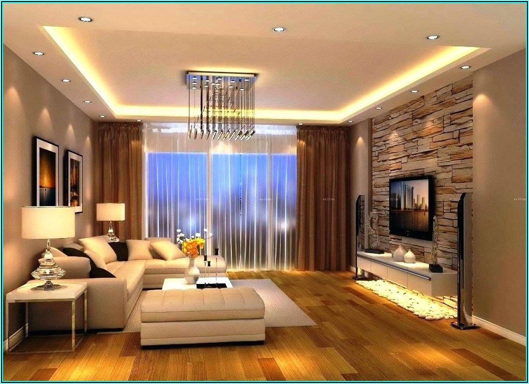 Wohnzimmer Bilder Braun Beige