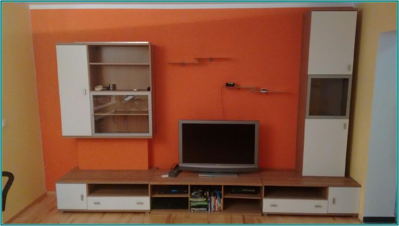 Wohnzimmer Deko Fernseher