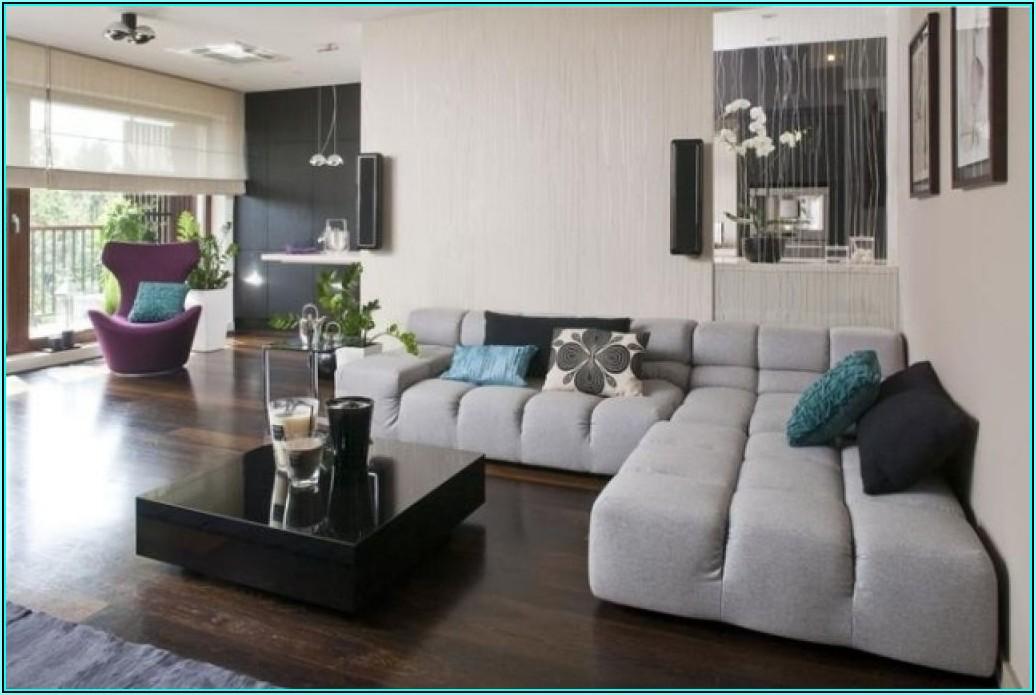 Wohnzimmer Modern Einrichten Bilder
